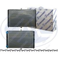 Радиатор ВАЗ 2108-099, 2113-15 инж., алюм., Daewoo Sens, основной, кар. уп.