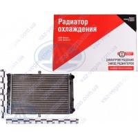 Радиатор ВАЗ 2108-099, 2113-15 инж., алюм., Daewoo Sens, основной, кор. уп.
