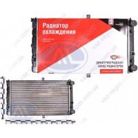 Радиатор ВАЗ 2110-12 карб., алюм., основной