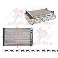 Радиатор ВАЗ 2108, алюм., основной, инд. уп.