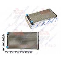 Радиатор ВАЗ 2110-12 алюм., основной, универсальный, инд. уп.