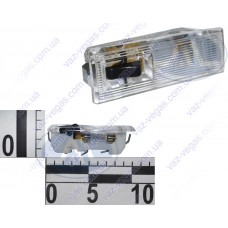 Плафон освещения салона ВАЗ 2101-07, 2121-213, 21218, 2131, 12В (ПК140Б) (узкий на стойки)