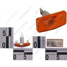 Указатель поворота боковой ВАЗ 2104, 2105, 2107 оранжевый (19.3726)