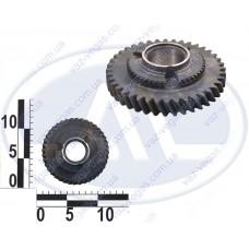 Шестерня КПП ВАЗ 1117-19, 2108-15, 2170-72, (2181), 1 передачи под вал 2110 (33мм)