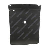 Потолок ВАЗ 2107 жесткий черный