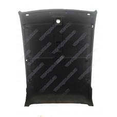 Потолок на ВАЗ 2109-2114 жесткий черный