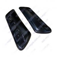 Накладки задних стоек универсальные (уши) АВС