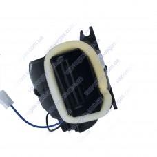 Мотор печки для ВАЗ 2108-21099, 2113-2115  в сборе с кожухом