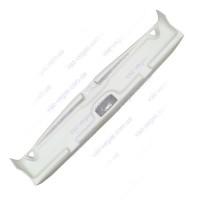 Накладка травмбезопасности ВАЗ 2121 с фонарем белая