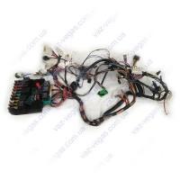 Проводка панели приборов ВАЗ 2112 (европанель)