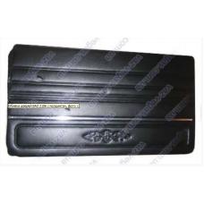 Обивка дверей ВАЗ 2106 с молдингом