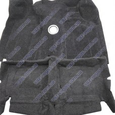 Ковер пола на ВАЗ 2101 завод