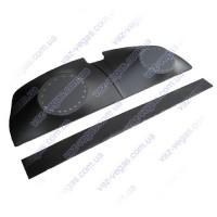 Полка акустическая ВАЗ 2190 бюджет черная
