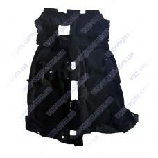 Ковер пола на ВАЗ 1118 черный