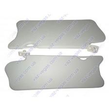 Козырьки для ВАЗ 2110 противосолнечные без зеркала