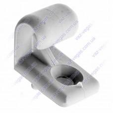 Крючок козырька ВАЗ 2110 пластиковый