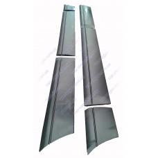 Молдинг двери на ВАЗ 2114 (листва)