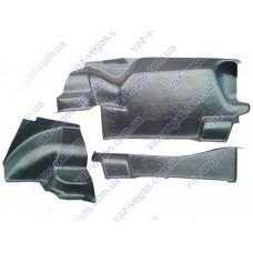 Обивка багажника ВАЗ 2105 пластиковая заводская