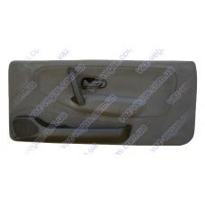 Обивка дверей на ВАЗ 2113 кожа