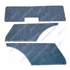 Обивка задка на ВАЗ 2104 (махровая)