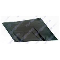 Обивка задней стойки ВАЗ 2106 черная