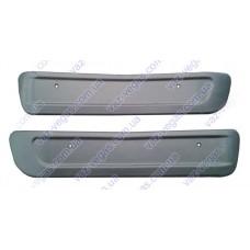 Облицовка боковин сидения на ВАЗ 2101 (лодочки)