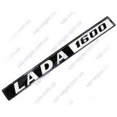 """Орнамент на ВАЗ 2103  задний  """"LADA 1600"""" хром"""