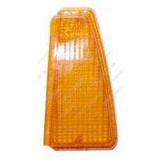 Рассеиватель указателя поворота ВАЗ 2108 левый желтый