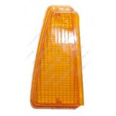 Рассеиватель указателя поворота ВАЗ 2108 правый желтый