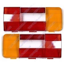 Рассеиватели задних фонарей на ВАЗ 2106