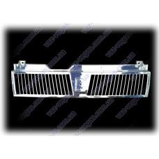 Решетка радиатора ВАЗ 21083 хром зубатка