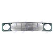 Решетка радиатора ВАЗ 2121 черная