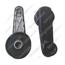 Железная ручка стеклоподъемника на ВАЗ 2108