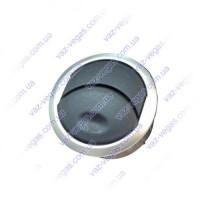 Сопло вентиляции салона ВАЗ 2190 серебро