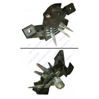 Трехрычажник управления печки ВАЗ 21213