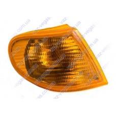 Указатель поворота на ВАЗ 2115 передний правый желтый
