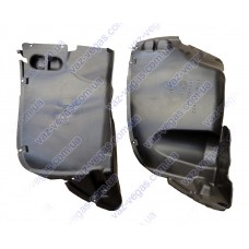 Защита арки на ВАЗ 1118 передней (уголок)